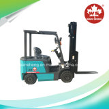 Excellent 2.5t Electric Forklift with Lifting Height 4m