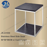 Fashion MDF Stainless Steel Tea Table Jk-A1030