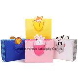 Lovely Cartoon Gift Paper Bag, Kids Shopping Bag