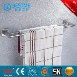 Wall Mounted Double Bar Bathroom Towel Rack (BG-C6002)