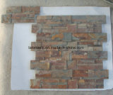 Natural Rusty Yellow Culture Stone for Home&Hotel Decoration