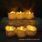 Battery Operated with Timer LED Tea Light Candle