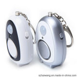 Mini Personal Attack Wireless Alarm for Self-Defense (SA810)