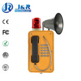 Tunnel SIP/VoIP Phone, Mining Wireless Telephone, Rugged Cordless Phones