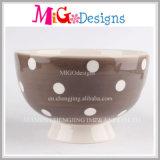 Wholesale Creative Stoneware Bowl with Glazing