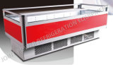 Air Cooling Commercial Supermarket Refrigerators Freezer
