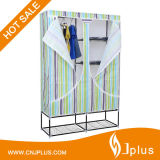 Jp-125fab Hot Sale Portable Folding Non-Woven Wardrobe