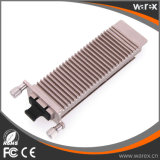 Cost-effective 10GBASE-DWDM XENPAK Transceiver Module 1530.33nm~1641.41nm 80km