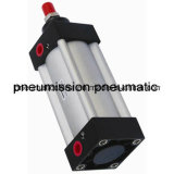 Pneumatic Air Cylinder, Double Acting Cylinder, Air Cushioning Cylinder