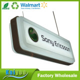 Custom Different Size Outdoor Square Plastic Suction Light Box