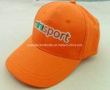 Custom 100% Polyester Orange Children Hat
