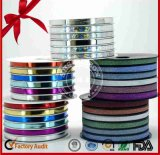 Metallic Embossed Curly Ribbon for Christmas Decoration