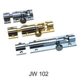 Hot Sale Cheap Iron Steel Tower Bolt (JW102)