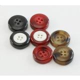 4 Holes Plastic Resin Decorative Button