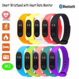 Newest Waterproof Bracelet with Heart Rate Monitor (M2)