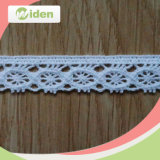 Eco-Friendly Woven Cotton Crochet Lace by The Yard