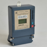 Three Phase Prepayment Electric Energy Meter with LCD/LED