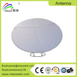 Ku Band 60/75/80/90cm Ground Mount Satellite Dish Antenna