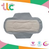 Absorbent Fluff Pulp with Sap Winged Simple Sanitary Napkin