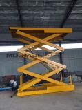Car Hydraulic Lifting Elevator Platform Vehicle Scissor Lift