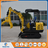China Crawler Excavator Small Excavator 2200kg/2.2ton Mini Digger for Sale