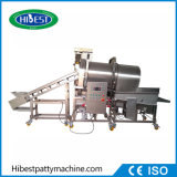 Drum Preduster/Drum Breader/Drum Breading Machine