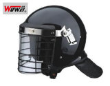 Police Military Anti Riot Helmet with Clear Polycarbonate Visor
