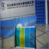 PC Material Sheet Balcony Awnings for Doors and Windows