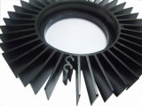 Cusomized Heat Sink with CNC Machining (TS16949: 2008 Certified)