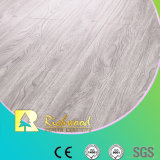 Commercial 8.3mm Embossed Hand Scraped Hickory Waxed Edge Laminated Flooring