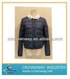 Winter Waterproof Padded Black Jacket for Women