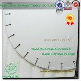 Circular Saw with Vacuum Brazed Diamond Blade-Orange Crush Diamond Blade