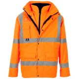 High Visibility Safety Jacket with En20471 (C2465)