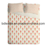 China Textile Bedsheet 100% Polyester Disperse Printed Brushed Microfiber Fabrics