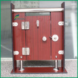Top Grade 304 Stainless Steel Toilet Cubicle Partition Hardwares