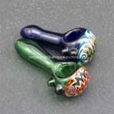 Wonderful Color Pocket Glass Pipe Smoking Set (W6)