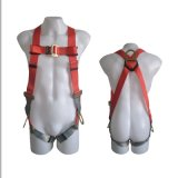 Professional Industrial Polyester Working Full-Body Safety Harness Belt