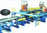 Ripple Plate Steel H Beam Production Machine
