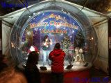 Cheap Inflatable Snow Globe for Trade Show