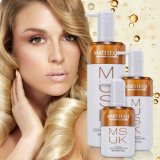 Best Sold Natural Herbal Bio Keratin Hair Loss Argain Oil Shampoo for All Hair