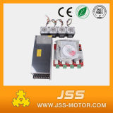 4axis CNC Kit, 57*57size Stepper Motor, with Driver Power Supply