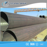 ERW Black Round Steel Pipe/Seamless Steel Tube From The Manufature of Tianjin Tyt