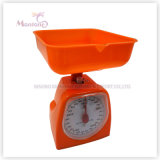15.2*13.5*17cm Plastic Mechanical Kitchen Food Scale (scale: 5kg)