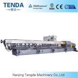 Tsh-75 PVC Plastic Processed and Double-Screw Screw Design Making Machine