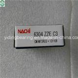 NACHI Ball Bearing 6304 Japan Brand 6304 Zze C3 Bearing