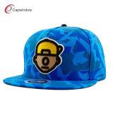 Blue Cartoon Popular Fashion Childrens Baseball Caps (08001)