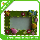 High Quality Promotional Gift Rubber Photo Frame (SLF-PF013)