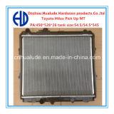 Brazed Aluminum Auto Radiator (HLD12245)