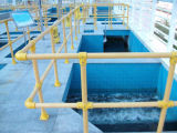 Corrosion Resistance FRP Molded Grating for Wastewater Treatment
