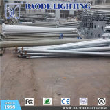10m Arm Galvanized Round and Conical Street Lighting Pole (BDP-10)